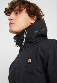 Ellesse - MONTIO - Summer jacket - black - 5