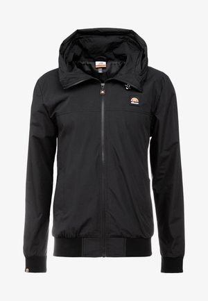 MONTIO - Lehká bunda - black