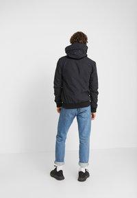 Ellesse - MONTIO - Summer jacket - black - 2