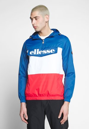 DOMANI - Veste coupe-vent - blue / red