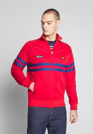 RIMINI - Training jacket - red