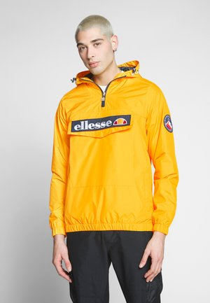 MONT 2 - Veste coupe-vent - yellow
