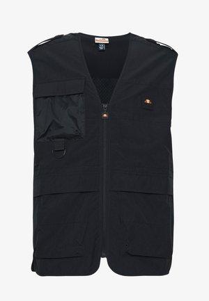 TORMINE - Vest - black