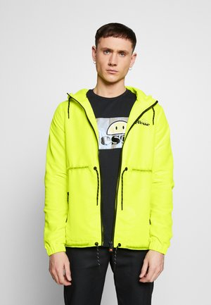 CORPUS - Summer jacket - neon yellow