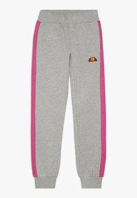 Ellesse - LOMAS - Pantalones deportivos - grey marl - 0