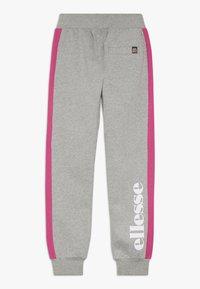 Ellesse - LOMAS - Pantalones deportivos - grey marl - 1
