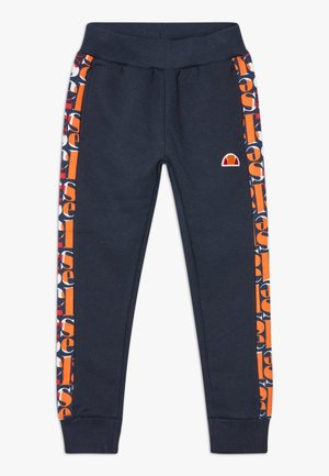 DUFFIA - Tracksuit bottoms - navy