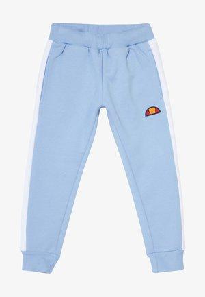 LOMAS - Tracksuit bottoms - light blue