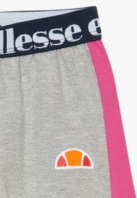 Ellesse - BELLINA - Leggings - Trousers - grey marl - 3