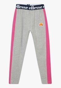 Ellesse - BELLINA - Leggings - Trousers - grey marl - 0