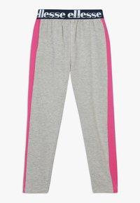 Ellesse - BELLINA - Leggings - Trousers - grey marl - 1