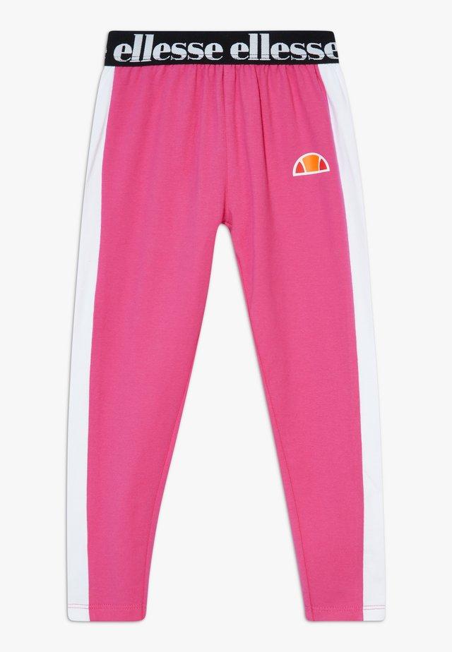 BELLINA - Legginsy - pink