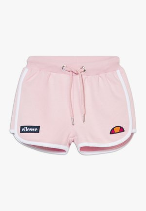 VICTENA - Tracksuit bottoms - light pink
