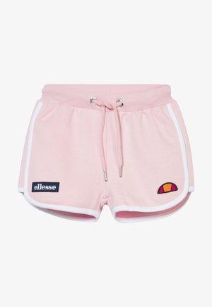 VICTENA - Teplákové kalhoty - light pink