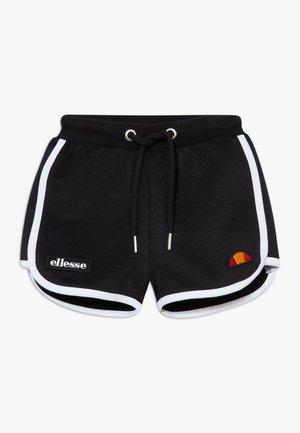 VICTENA - Pantalones deportivos - black