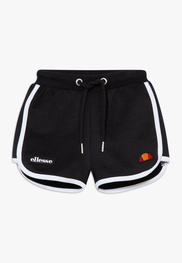 VICTENA - Spodnie treningowe - black