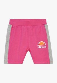 Ellesse - TELIVO - Teplákové kalhoty - pink - 0