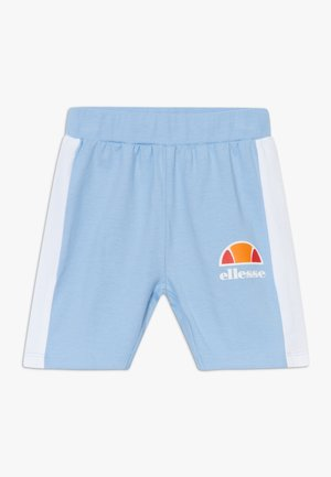 TELIVO - Tracksuit bottoms - light blue