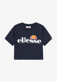 Ellesse - NICKY - Camiseta estampada - navy - 2