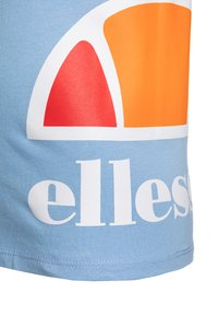 Ellesse - XELIO - Print T-shirt - light blue - 2