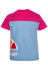 Ellesse - XELIO - Print T-shirt - light blue - 1