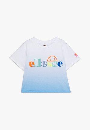 FINZO - Camiseta estampada - blue