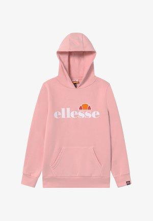 ISOBEL - Jersey con capucha - pink