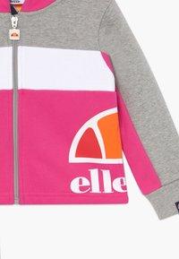 Ellesse - ARBELA - Zip-up hoodie - grey marl - 3
