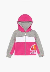 Ellesse - ARBELA - Zip-up hoodie - grey marl - 0