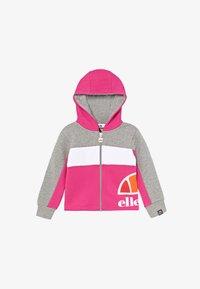 Ellesse - ARBELA - Zip-up hoodie - grey marl - 2