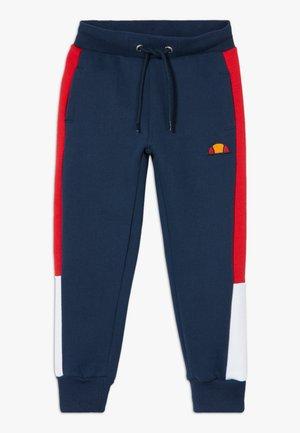 HIRO - Teplákové kalhoty - navy