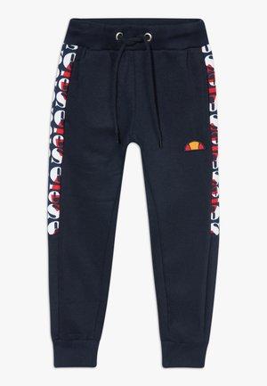 TUNDRO - Pantalon de survêtement - navy
