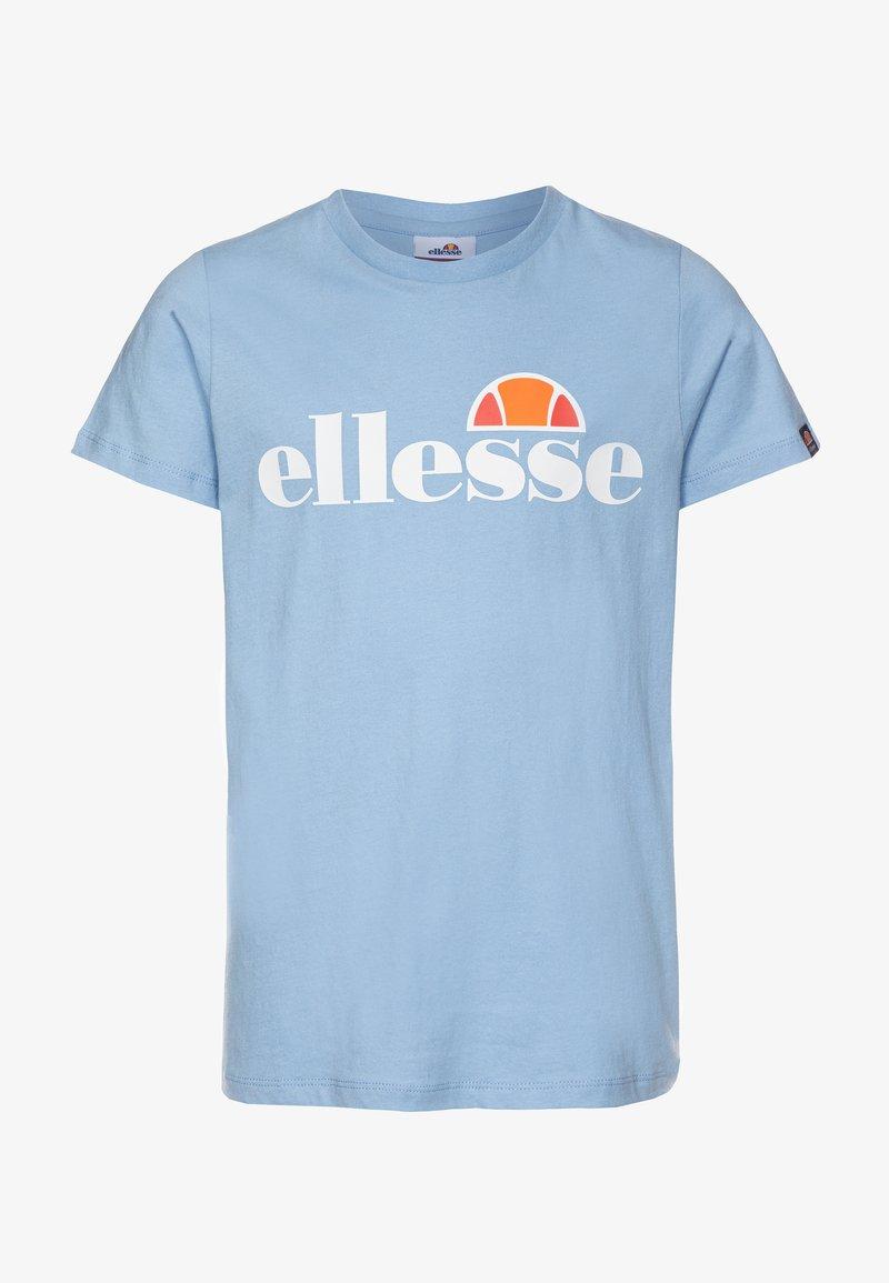Ellesse - MALIA - Print T-shirt - light blue