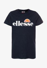 Ellesse - MALIA - Print T-shirt - navy - 0