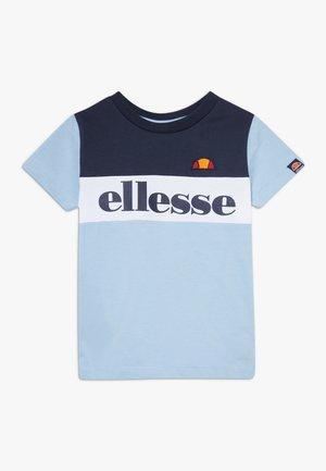 ELBRIO - Print T-shirt - light blue