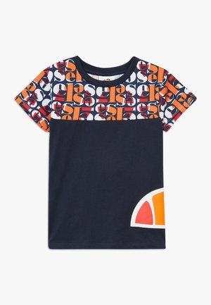 DILLIAN - T-shirt print - navy