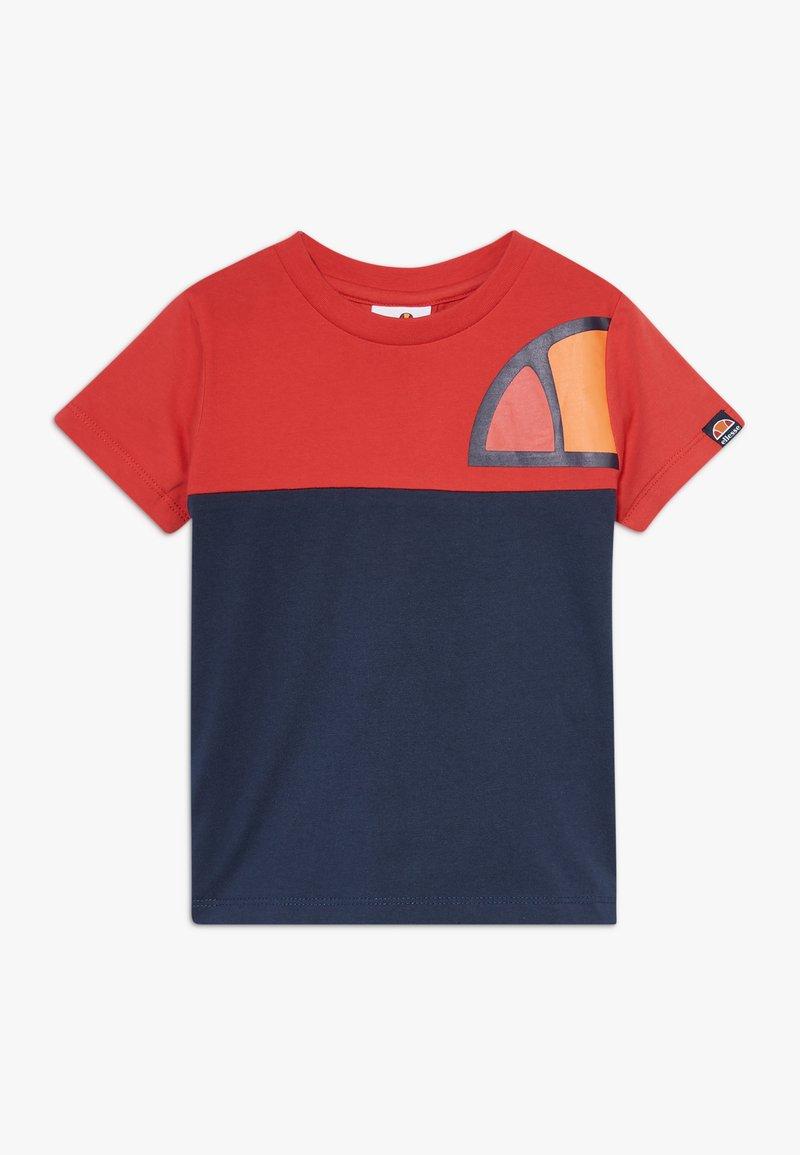 Ellesse - ADELO - T-shirt med print - red