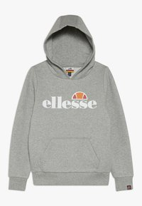 Ellesse - JERO - Bluza z kapturem - grey marl - 0