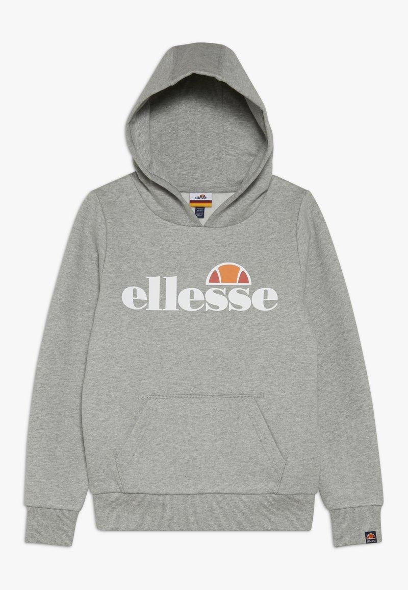 Ellesse - JERO - Bluza z kapturem - grey marl