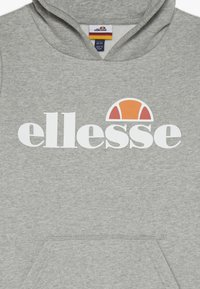 Ellesse - JERO - Bluza z kapturem - grey marl - 3