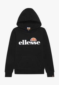 Ellesse - JERO - Jersey con capucha - black - 0