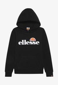 Ellesse - JERO - Jersey con capucha - black - 3