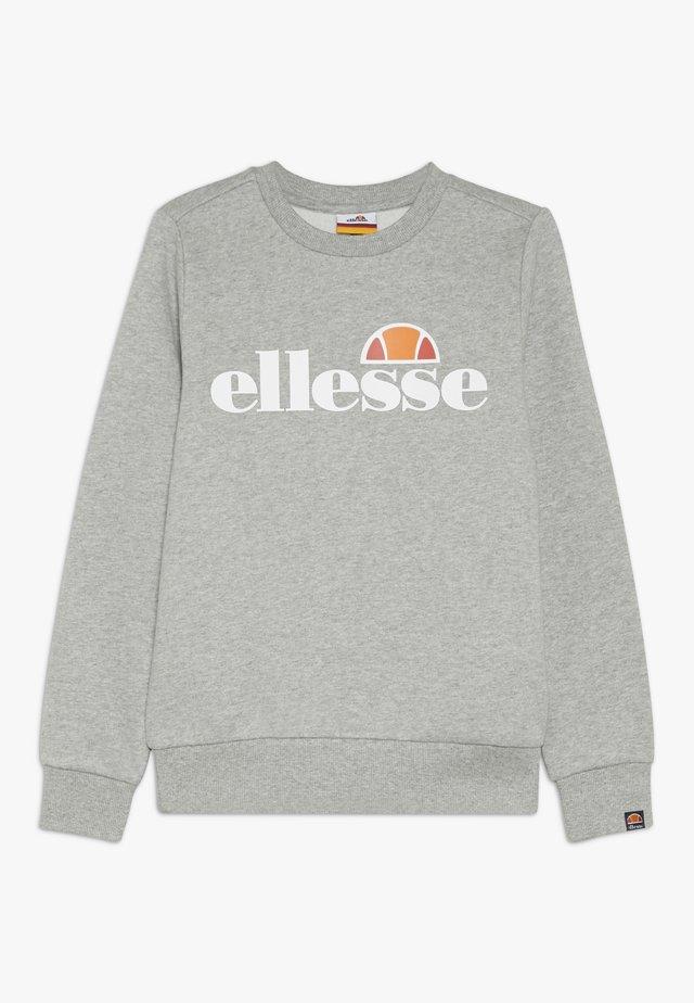 SUPRIOS - Sweatshirts - grey marl