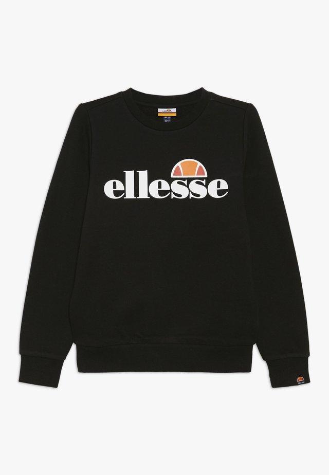 SUPRIOS - Sweatshirt - black