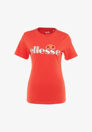BARLETTA - T-shirt imprimé - coralle