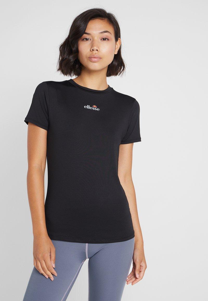 Ellesse - APRILLA - Basic T-shirt - black