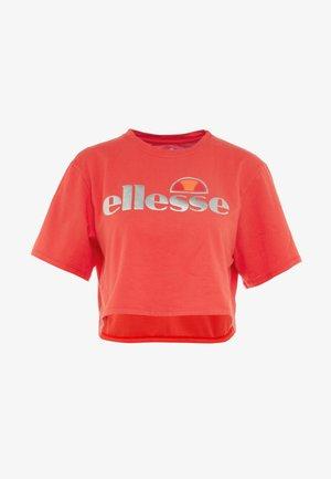 BARLETINO - T-shirt imprimé - pink
