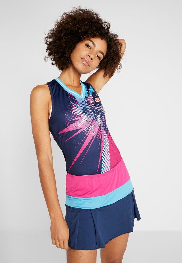 DEVON - Funkční triko - multi-coloured