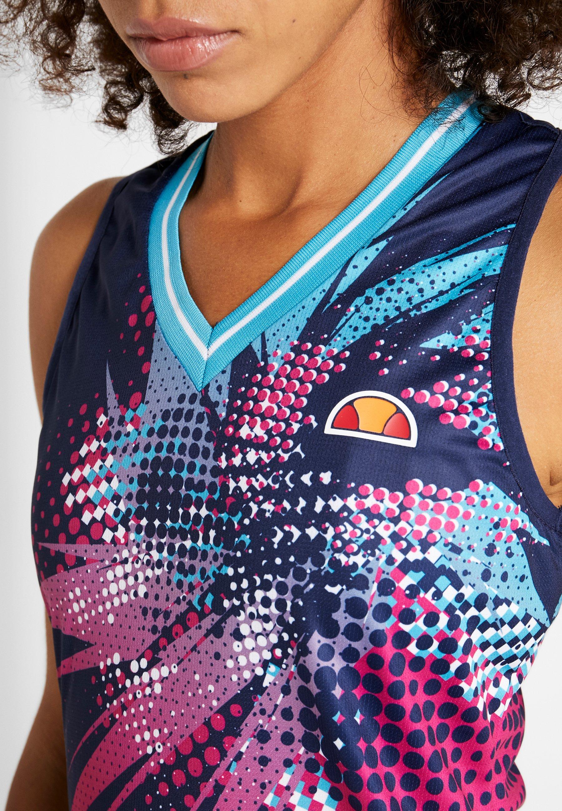 Ellesse DEVON - Koszulka sportowa - multi-coloured