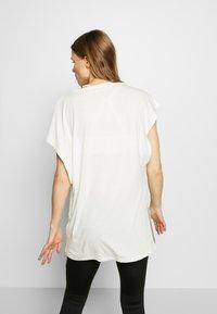 Ellesse - TELLURIDE - Print T-shirt - off white - 2